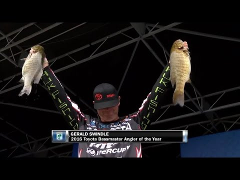 Bassmaster Elite Series: Toyota Bassmaster Angler of the Year Championship 2016