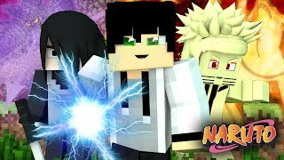RESURRECTING AS THE NEXT INDRA! | Naruto Apollo Ninja Life | EP 1 (Minecraft Naruto Roleplay)