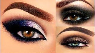 New Makeup Tutorials 2019 - Easy Eye Makeup Compilation💓👍 #01