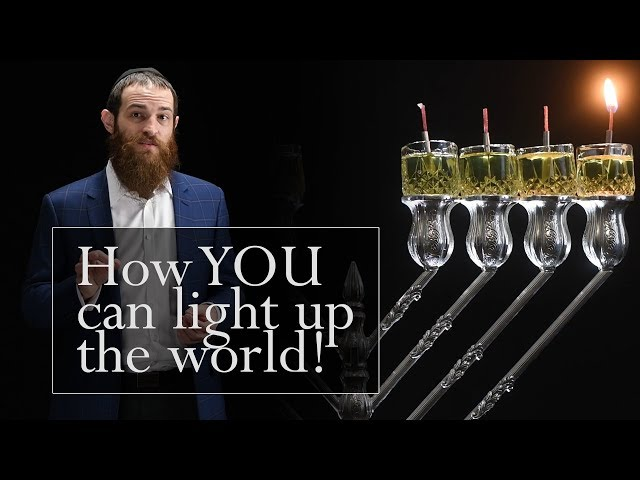 How YOU can light up the world