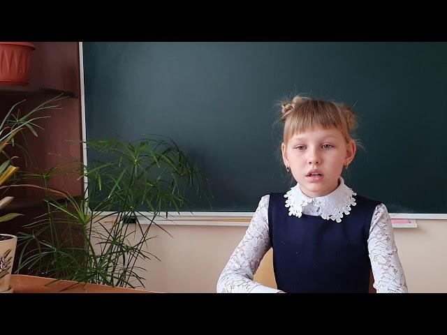 Изображение предпросмотра прочтения – ЕкатеринаСташова читает произведение «Гой ты, Русь, моя родная!..» С.А.Есенина