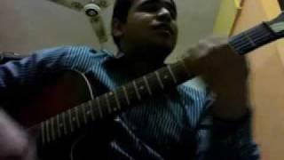 Maula ye bata ...{Mute guitar cover}