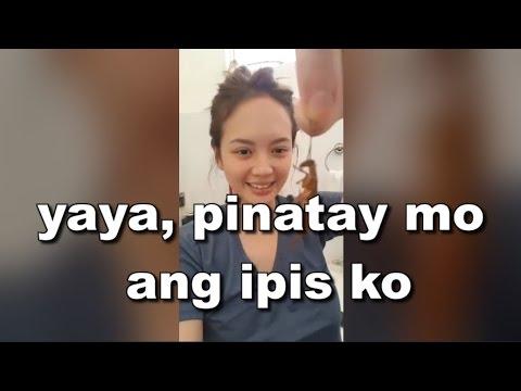 Ellen Adarna - Pinatay mo ang IPIS ko.