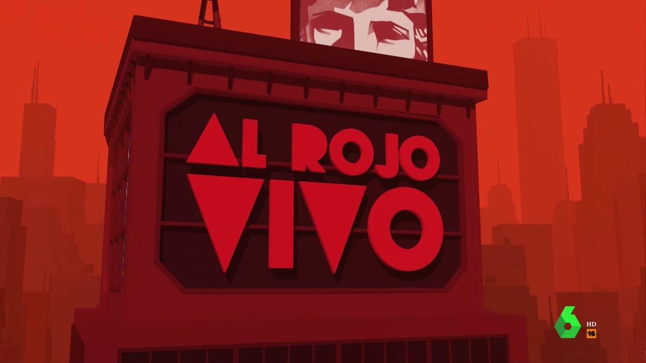 video al rojo vivo la sexta
