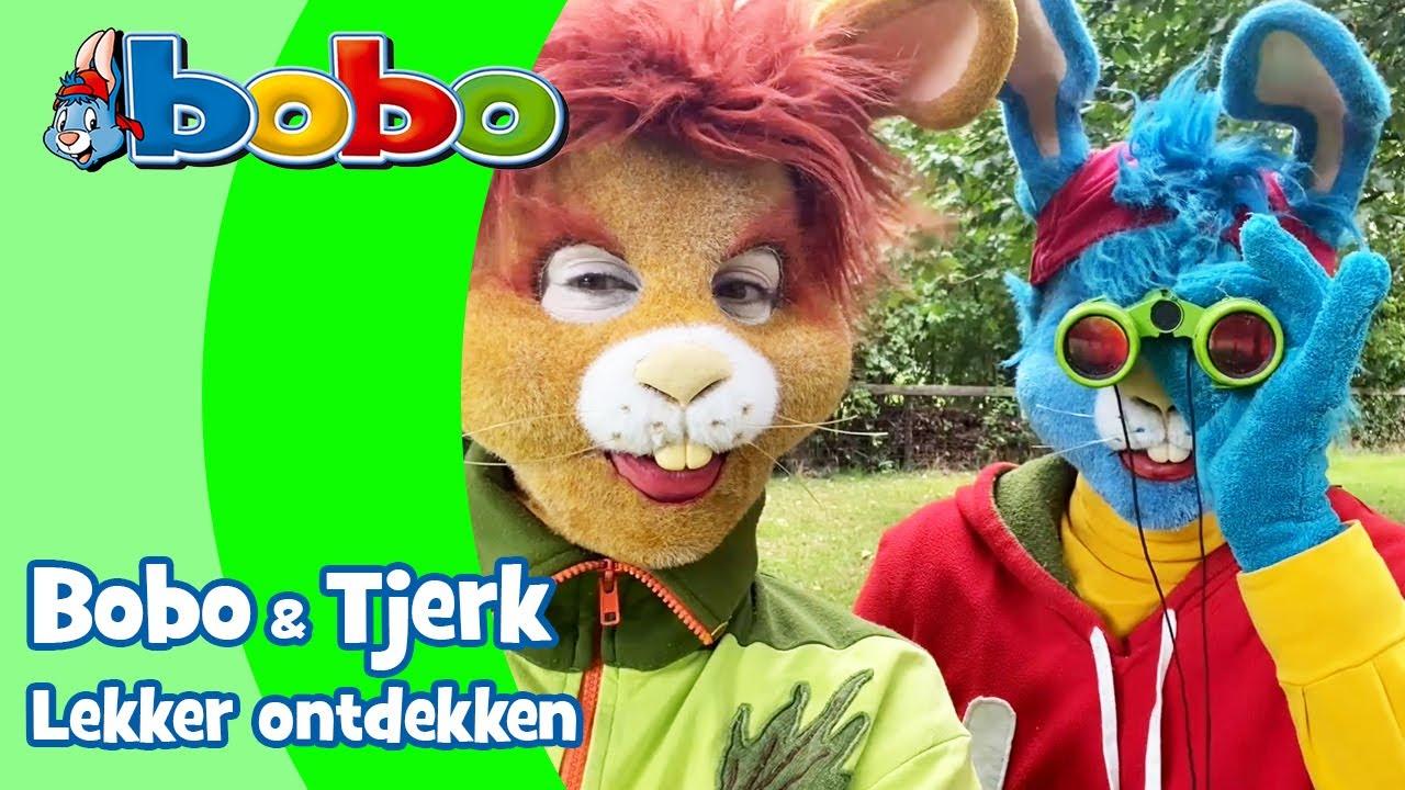 Bobo en Tjerk ontdekken #10 • Rijmsafari