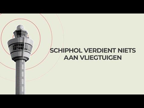 Schiphol matst overstappers en jij betaalt de rekening | Het Vallende Kwartje