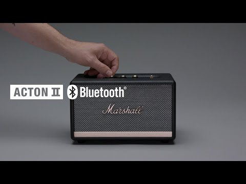 Marshall - Acton II Bluetooth - Intro/Trailer