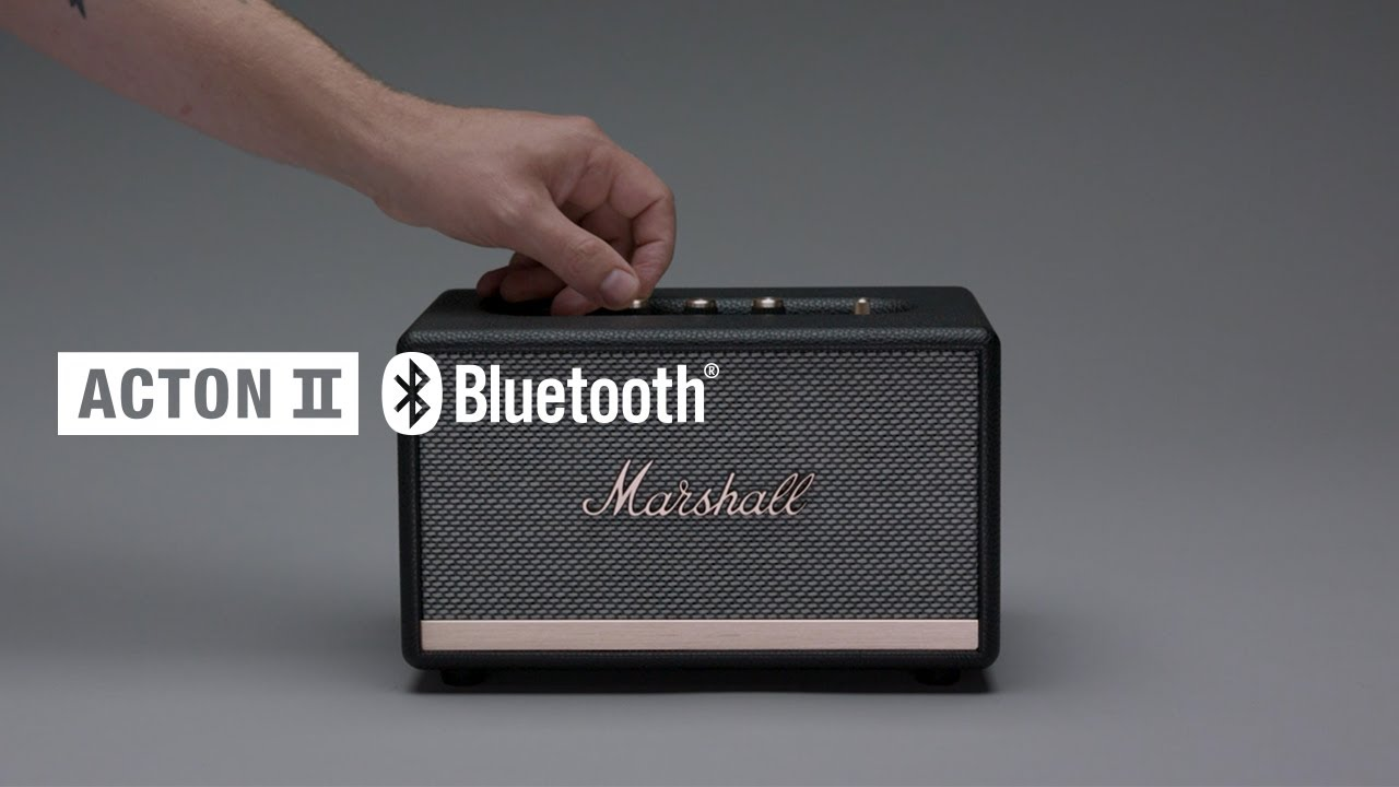 Image result for Marshall Acton II BT