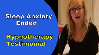 How hypnotherapy Helped Eloise End Her Sleep Anxiety