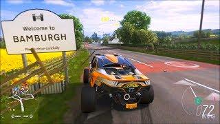 Forza Horizon 4 - Funco Motorsports F9 2018 - Open World Free Roam Gameplay (HD) [1080p60FPS]