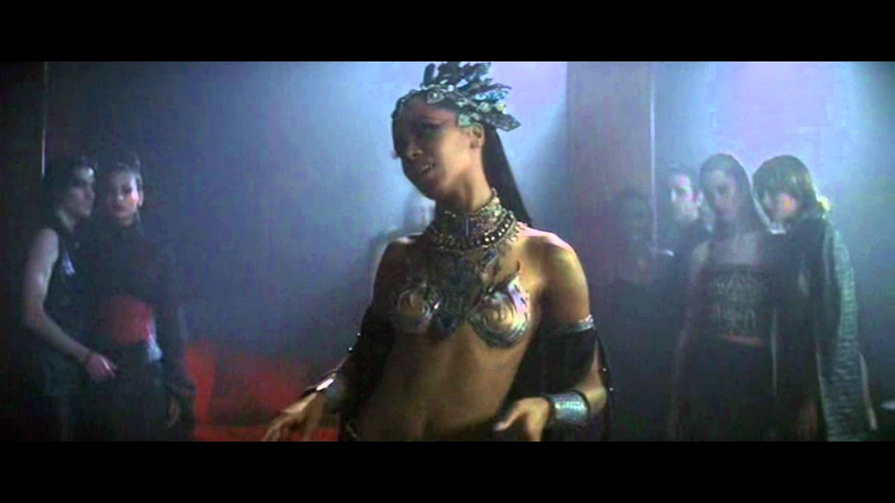 Aaliyah Queen Of The Damned Fav Scene 1 Of