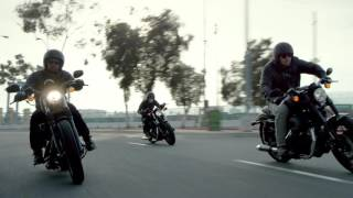 Die neue Harley-Davidson Roadster 2016 #HarleyDavidson #Roadster
