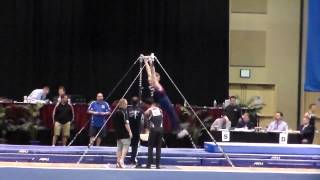 Las Vegas Black Jack Gymnastics Level 10 Joe Medina