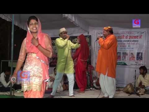 इतनी तगड़ी लड़ाई हुई स्टेज पे ||Hit Ragni||Virpal & Rekha Lamba||Motla Kla||Hits of 2017||G Series