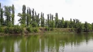 Рыбалка на реке Цимла август 2016