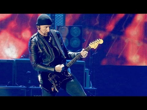 U2 :Joshua Tree Tour 2017 (30 Years Anniversary Tour ...