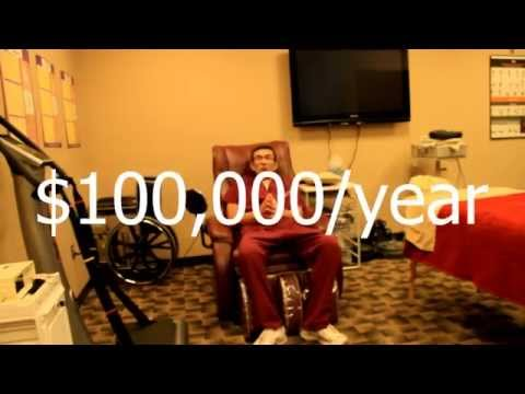 Get Paid $100,000/Year Being Massage Therapists