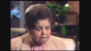 1980s - Rose Blumkin - Omaha's Nebraska Furniture Mart - Mrs. B.