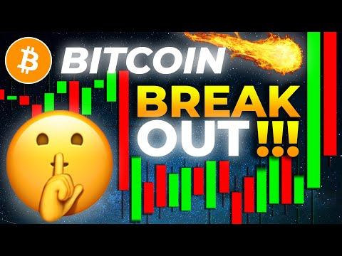 BITCOIN BREAKOUT or FAKEOUT incoming + Target!!! BITCOIN Price Prediction 2021 // Bitcoin News Today