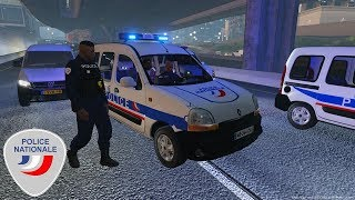 GTA 5 - POLICE NATIONALE - JOUR 19