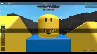 Roblox Tower Battles Simulator a battu la partie Void 3