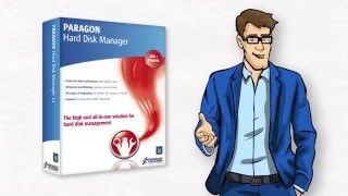 Paragon Hard Disk Manager Suite - Features