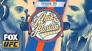 UFC Milwaukee recap, Ray Longo | EPISODE 184 | ANIK AND FLORIAN PODCAST