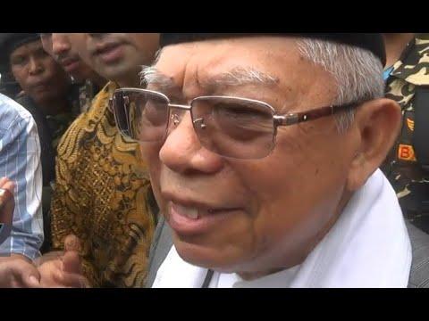Ma'ruf Amin: Jokowi Pantas Marah Soal Fitnah PKI Mp3