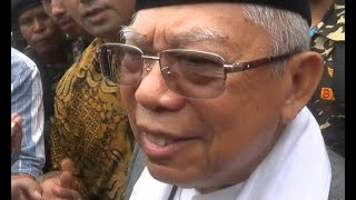 Download Video Ma'ruf Amin: Jokowi Pantas Marah Soal Fitnah PKI MP3 3GP MP4