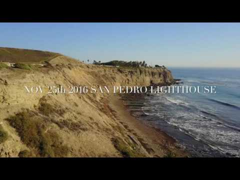 Testing some of the DJI Mavic Pro features at the San Pedro Lighthouse area.