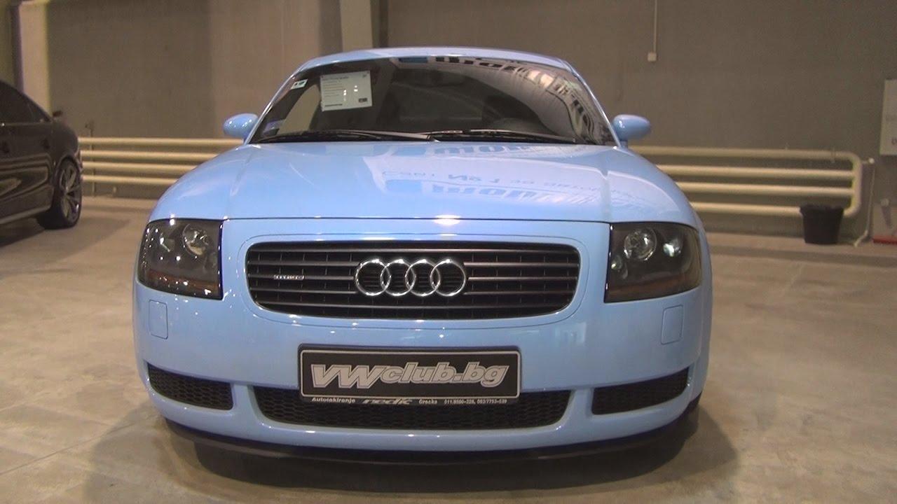 Audi TT 1.8T Quattro (2000) Exterior and Interior in 3D - YouTube