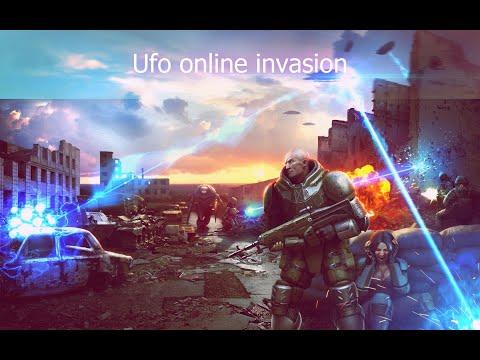UFO Online Прохождение миссии подземная угроза