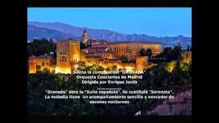 MÚSICA CLÁSICA DE ESPAÑA   (ALBÉNIZ: Granada, Cataluña, Asturias, Aragón, Castilla)