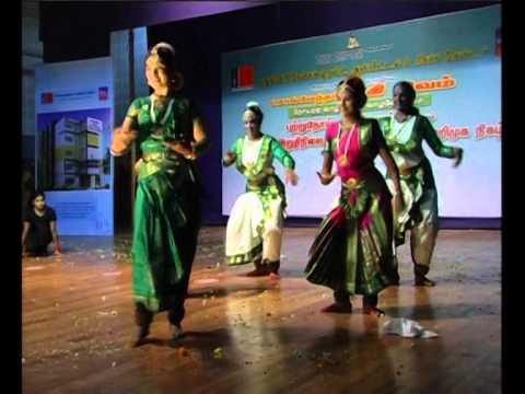 Western,Bharatham & Kathak Mix Dance by Kalai Alayam FineArts Academy