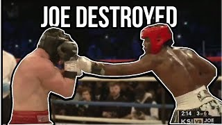 KSI Destroyed Joe Weller [KSI VS Joe Weller]