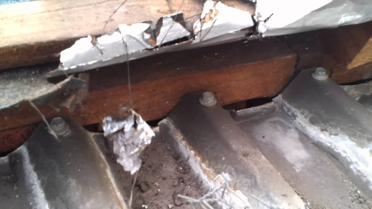 Metal Roofing Repairs Sydney Handy Trick To Fix A Leak Roof In The  Sutherland Shire   YouTube