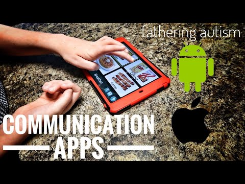 Communication Apps And Devices For Nonverbal Autism
