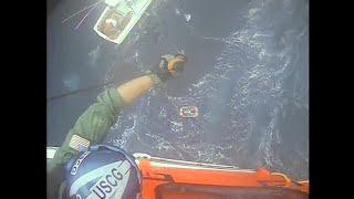 Coast Guard crew, good Samaritan rescue 6 from boat off New Jersey coast | FOX 5 DC