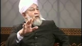 Liqa Ma'al Arab 29 March 1995 Question/Answer English/Arabic Islam Ahmadiyya