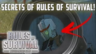 SECRETS OF RULES OF SURVIVAL