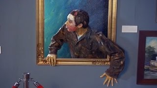 Most Realistic Painting Ever