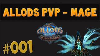 Allods Online - Mage PvP #1