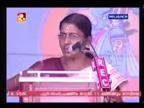 Sasikala Teacher @ Dharmaraksha Vedi Samgamam