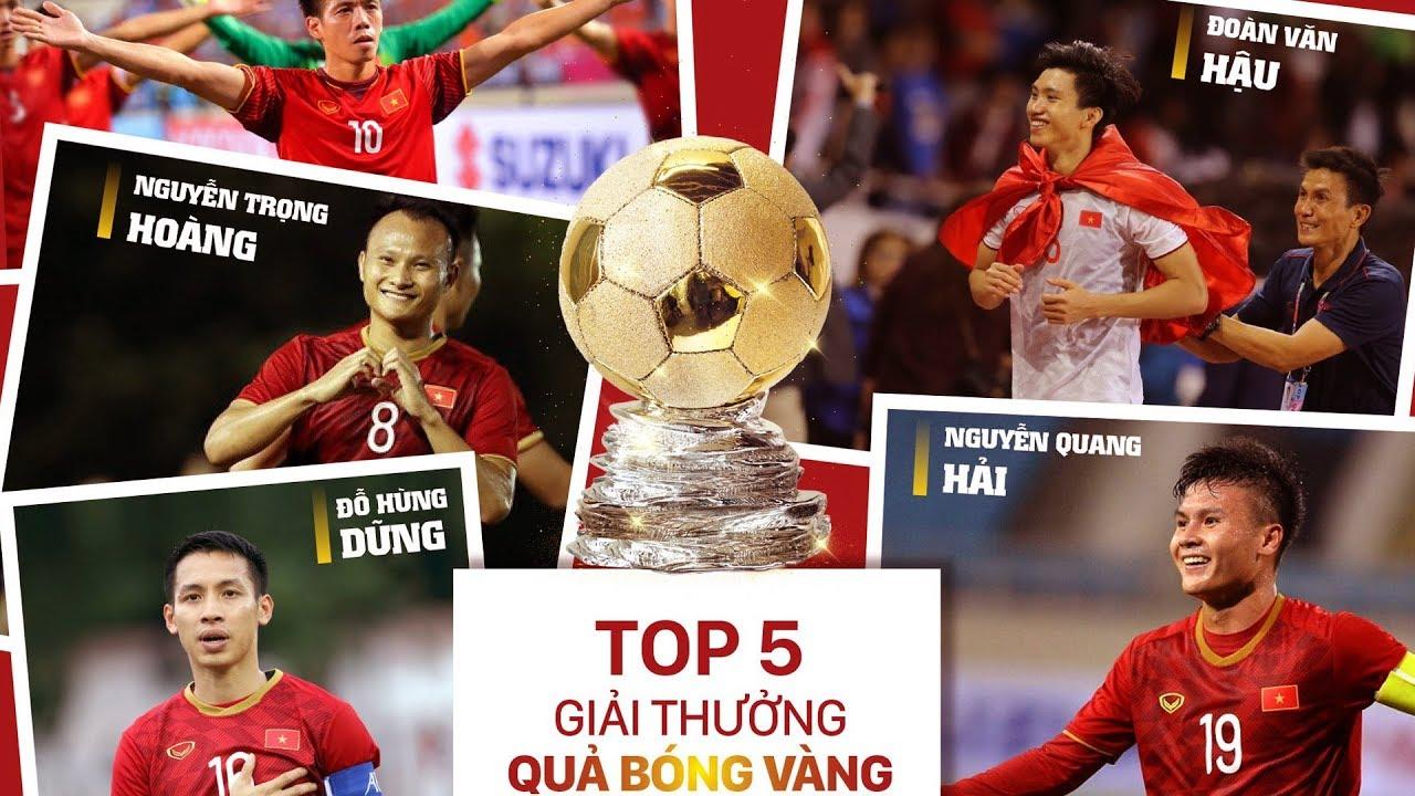 Quả bóng Vàng Việt Nam 2019: Quang Hải, Hùng Dũng, Văn Quyết, Văn Hậu hay Trọng Hoàng? | NEXT SPORTS