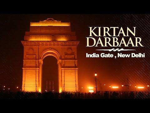 Kirtan Darbar Live From India Gate | New Delhi