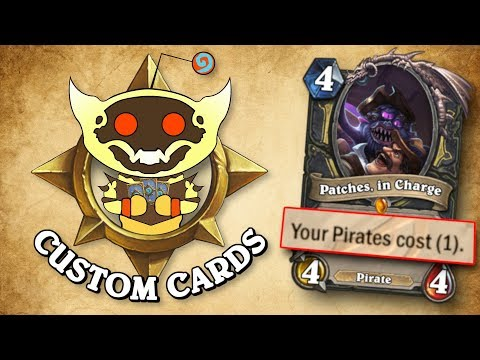 TOP CUSTOM CARDS of the Week #41 | Card Review | Hearthstone
