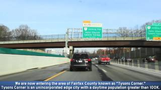 I-495 Express Lanes Northern Virginia