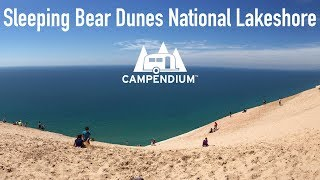 Sleeping Bear Dunes National Lakeshore - Michigan RV Camping!