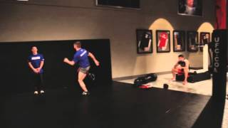 Ultimate Fighter Live: Cruickshank Can Fly?