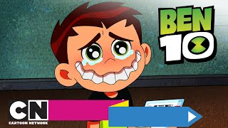 Бен 10 | Ловец криков | Cartoon Network